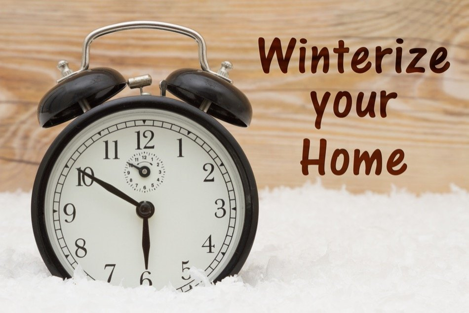 Winterize your home and prevent costly repairs later. Here our some simple tips to save you money.