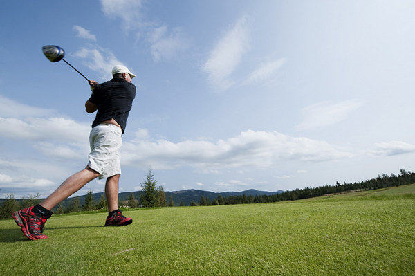 Golf - Image Credit: https://www.flickr.com/photos/trysil/5865597031